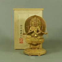 神保琢磨 木彫