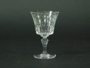 DSCN6398バカラ(Baccarat)パルメ(花鳥)ワイングラス(紙箱)