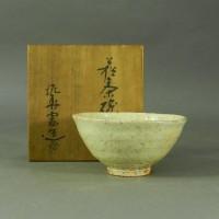 坂田泥華(窯) 萩焼 抹茶碗