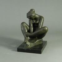 アリスティド・マイヨール 裸婦(美人)ブロンズ 置物