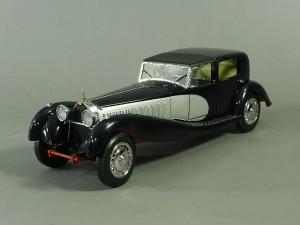 DSCN9350フランクリンミント 1931 Bugatti Royale Coupe De Ville 116