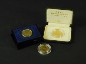 10万円金貨