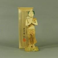 神保豊 木彫