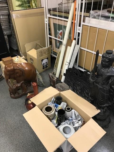 残置物 買取り 古道具 仏像