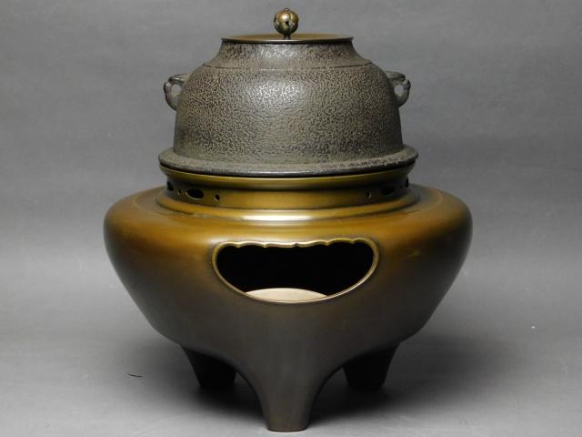 朝鮮風炉釜