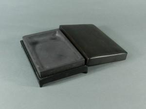 中国 端渓石 角型硯