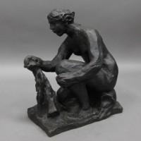 彫刻・オブジェ ルノアール