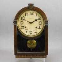 精工舎(SEIKOSHA)振り子(振子)時計 ゼンマイ式 掛時計 柱時計