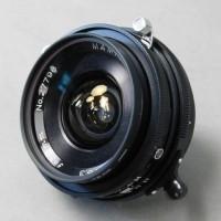 MAMIYA(マミヤ)SEKOR 50mm F6.3 広角単焦点レンズ