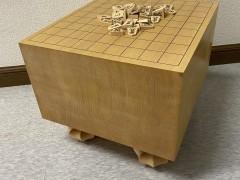 買い取り品 将棋盤、駒